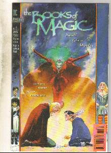 The Books of Magic #13 comic book  mint 9.8