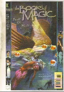 The Books of Magic #12 comic book  mint 9.8