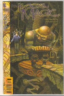 The Books of Magic #18 comic book mint 9.8