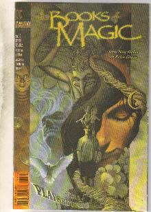 The Books of Magic #19 comic book mint 9.8