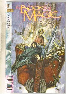 The Books of Magic #20 comic book near mint 9.4