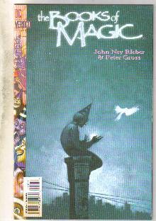 The Books of Magic #23 comic book near mint 9.4
