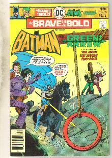 Brave and the Bold #129 comic book very fine/near mint 9.0