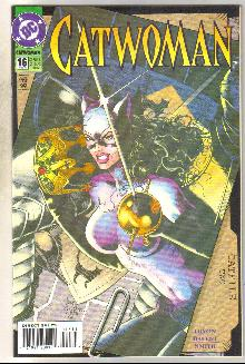 Catwoman #16 comic book mint 9.8