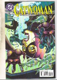 Catwoman #34 comic book mint 9.8