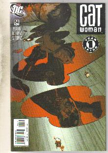 Catwoman #54 comic book near mint 9.4