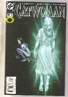 Catwoman #81 comic book near mint 9.4
