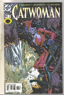 Catwoman #83 comic book mint 9.8