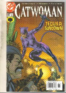 Catwoman #87 comic book near mint 9.4