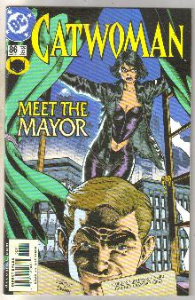 Catwoman #86 comic book near mint 9.4
