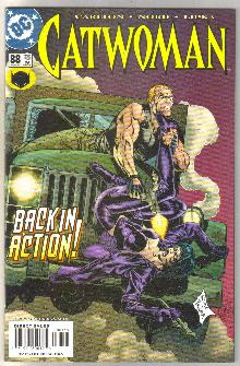 Catwoman #88 comic book mint 9.8