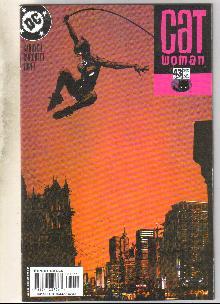 Catwoman #43 comic book near mint 9.4