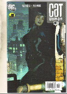 Catwoman #48 comic book near mint 9.4