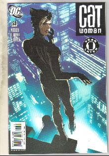 Catwoman #53 comic book near mint 9.4