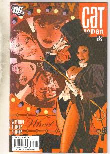 Catwoman #58 comic book near mint 9.4