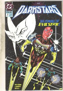 Darkstars #3 comic book mint 9.8