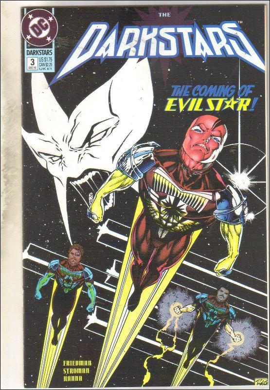 Darkstars #3 comic book mint 9.8