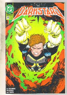 Darkstars #10 comic book near mint 9.4