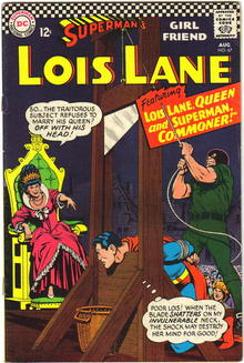 Superman's Girl Friend Lois Lane #67 fn 6.0