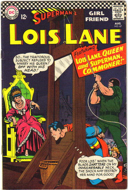 Superman's Girl Friend Lois Lane #67 fn 6.0