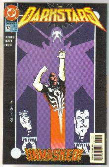 Darkstars #17 comic book near mint 9.4