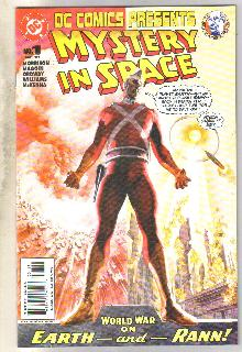 DC Comics Presents #1 Mystery In Space comic book mint 9.8