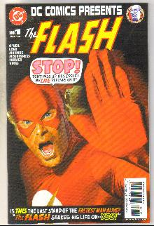 DC Comics Presents #1 The Flash comic book mint 9.8