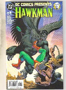DC Comics Presents #1 Hawkman comic book mint 9.8