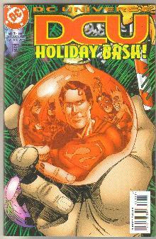 DC Universe Holiday Bash #1 comic book mint 9.8