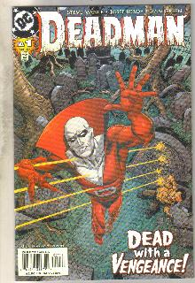 Deadman #1 comic book mint 9.8