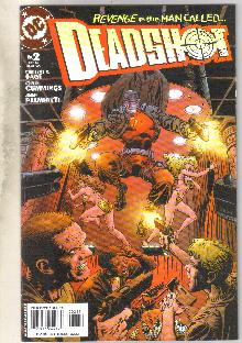 Deadshot #2 comic book mint 9.8