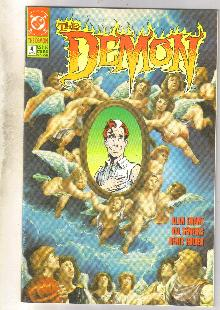 Demon 1990 #4 comic book mint 9.8