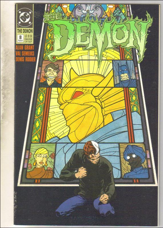 Demon 1990 #8 comic book near mint 9.4