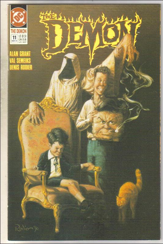 Demon 1990 #11 comic book near mint 9.4