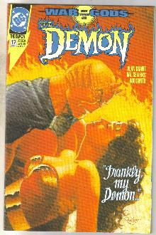 Demon 1990 series #17 comic book mint 9.8