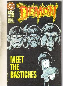 Demon 1990 series #38 comic book near mint 9.4