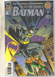 Detective Comics #0 comic book near mint 9.4