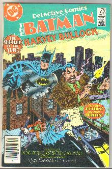 Detective Comics #549 comic book very fine 8.0