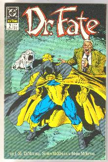 Dr. Fate #2 comic book near mint 9.4