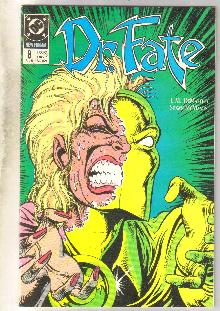 Dr. Fate #8 comic book near mint 9.4
