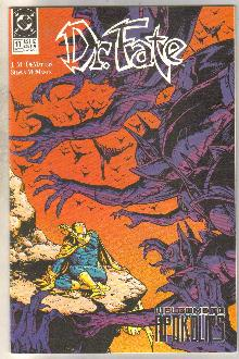 Dr. Fate #11 comic book mint 9.8