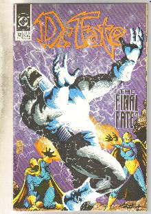Dr. Fate #12 comic book mint 9.8