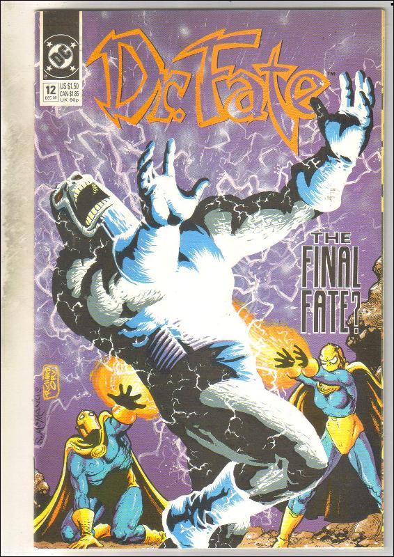 Dr. Fate #12 comic book mint 9.8