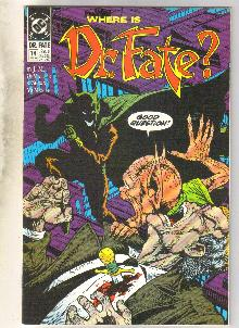 Dr. Fate #14 comic book mint 9.8