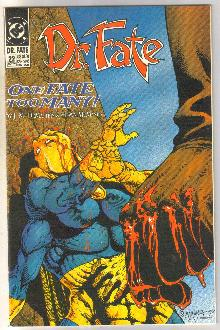 Dr. Fate #22 comic book mint 9.8