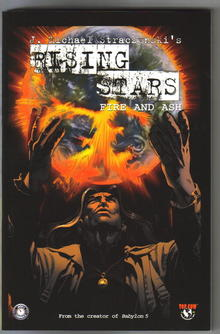 Rising Stars vol 3 fire and ash trade paperback