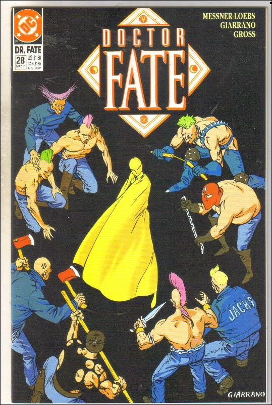 Doctor Fate #28 comic book mint 9.8