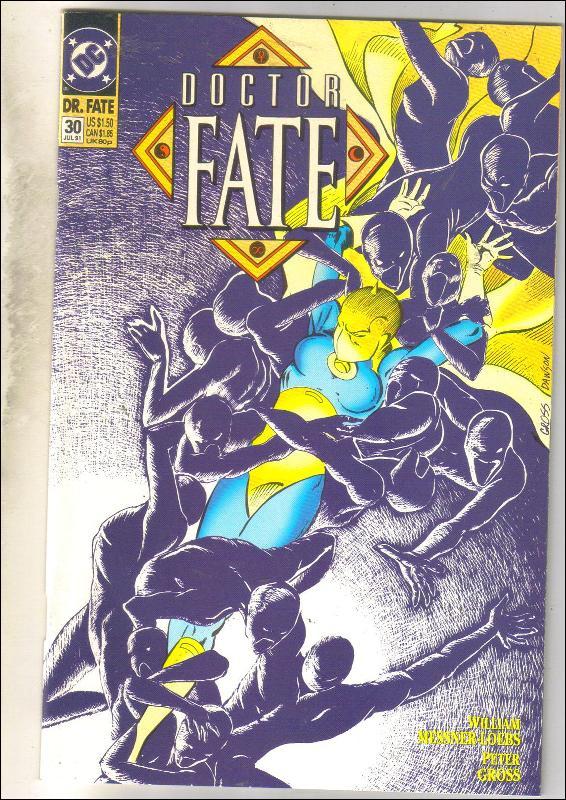 Doctor Fate #30 comic book mint 9.8