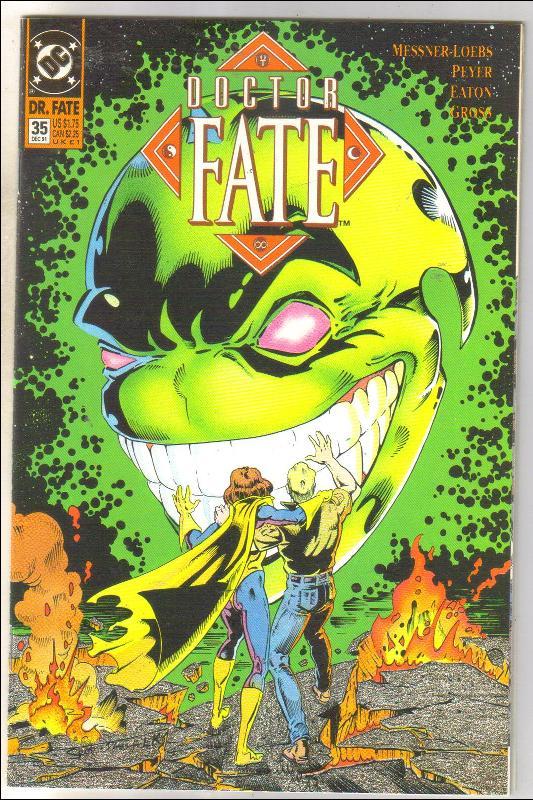 Doctor Fate #35 comic book mint 9.8