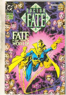 Doctor Fate #37 comic book mint 9.8